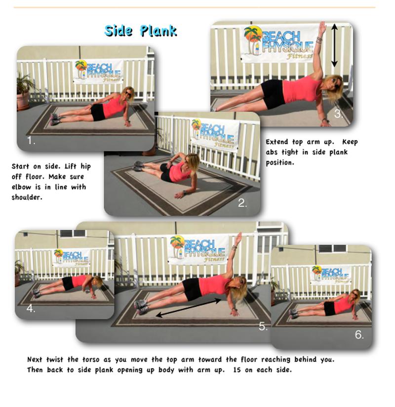 Sideplank
