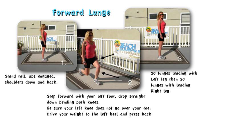 forward-Lunge